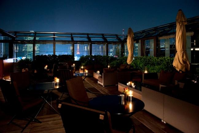 1g La terrazza at Bulgari, Tokyo