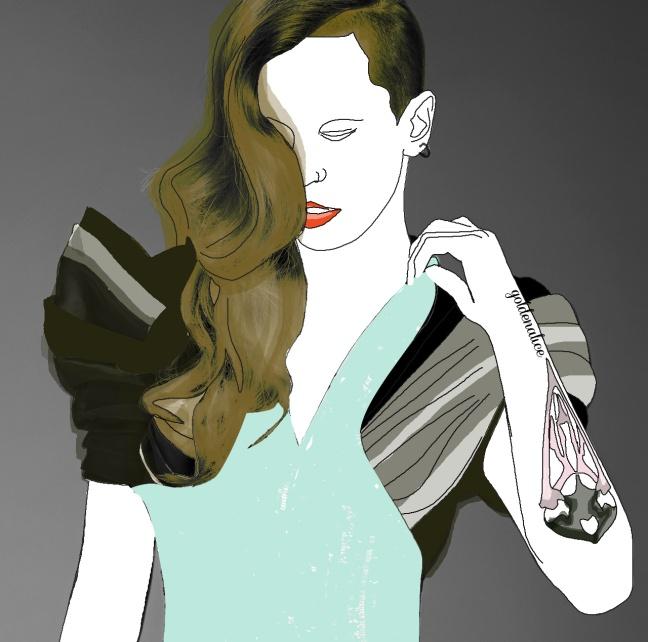 Alice Dellal illustration